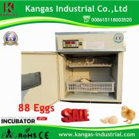 Hottest Automatic Mini 88 Eggs Incubator/Automatic Incubators (KP-3) Manufactures
