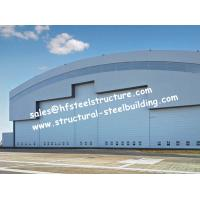 Customed Structures Steel Hanger And Light Airport Terminals Buildings Manufactures