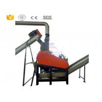 Waste Scrap Tire Recycling Machine / Rubber Waste Tire Recycling Equipment Manufactures