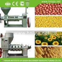 hot selling peanut/sesame/soybean/sunflower seed cold press oil machine sunflower oil machine Manufactures