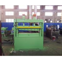 Simple Galvanized Steel Slitting Lines , High Speed Cut To Length Steel Slitting Machine Manufactures