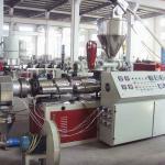 PVC Plastic Pelletizing Machine SJSZ65 / Plastic Extrusion Granulating Line Manufactures