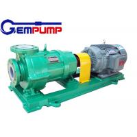 Paper / Textile  industry Chemical Centrifugal Pump 1450 r/min Manufactures