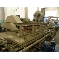 China Fiber Cement and  Sandwich  Wall Panel Production Line with 2000 SQM Capacity on sale