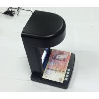 4 Inch LCD Multi Currency Infrared Money Detector / Banknote Detectors Manufactures