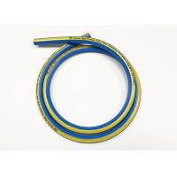 China 3/8 Inch Flexible Pesticide PVC Spray Hose Abrasion / Chemical Resistant on sale