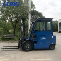 China 3000kg Electric Counterbalance Truck , Battery Power Lift Truck For Factory on sale