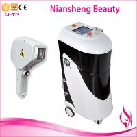 Quality Niansheng 808NM Diode Laser machine for professional hair permanent removal for sale