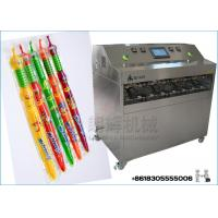 China Various Shape bag Filling and Sealing Machine for Fruit Jam | Jelly | Fruit Juice on sale