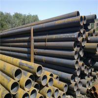 Welding Black Steel Pipe Thickness 1.2mm-20mm Galvanized Surface Treatment Manufactures