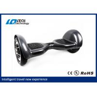 Intelligent Automatic 10 Inch Self Balancing Scooter 20km Endurance Mileage Manufactures