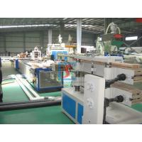 WPC Profile Machine WPC Profile Production Line With CE Certificate Manufactures