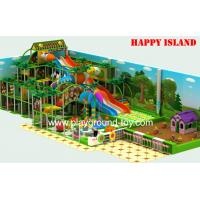 China Children Indoor Playground Equipment For Home Forest Adventure Stimulated Children's Curiosity on sale