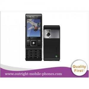 Sony Ericsson Cyber-shot C905 - Night black (Unlocked) Cellular Phone