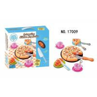 Highly Realistic Childrens Toy Kitchen Sets For Toddlers Girls / Boys Food Cooking Manufactures