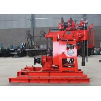 Small Sized Crawler Mounted Water Well Drilling Rig for Irrigation Drilling Manufactures
