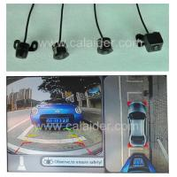 Quality Real Time DVR Car  Parking Cameras System Video Recorder Without Blind Angle, FOUR-WAY DVR IN LOOP RECORDING for sale