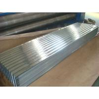 FULL HARD / SGCC or AS 1397 G550 Galvanized Corrugated Roof Sheets, Roofing Sheet Manufactures