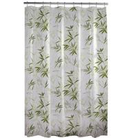 China Eco Friendly PEVA Shower Curtain , Water Resistant Fabric Shower Curtain on sale