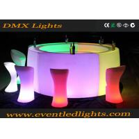 Unique Infrared Remote Control Led Bar Counter For Home / events Manufactures