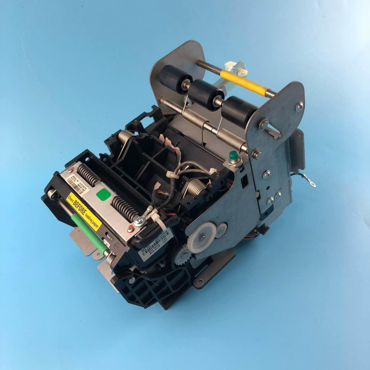 NCR Atm Machine Parts , Ncr Spare Parts 66XX Thermal Receipt Printer Engine 009-0023826 Manufactures