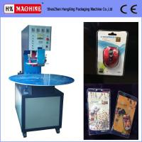 China Rotary Type 5KW High Frequency Plastic Welding Machine on sale