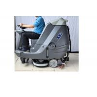180L Professional Ride On Floor Sweeper / Floor Cleaning Machine For Big Area Manufactures