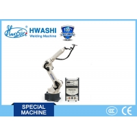 China TIG/MIG Industrial 6axis Robotic Arm Welding Machine on sale