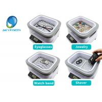 Detachable Tank Household Ultrasonic Cleaner With LED Touch Screen Manufactures