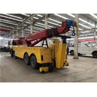 Buy cheap 2 pieces of winch VOLVO Road Wrecker Max. Extension traveling of lifting boom from wholesalers