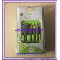 Xbox360 VGA cable with 3RCA xbox360 game accessory Manufactures