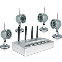 China View 4 Images CCTV Wireless Camera CX-W802Y4 on sale