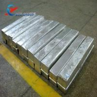 China manufacture high quality with good price for AlMn Aluminum Manganese master alloy ingot on sale Manufactures