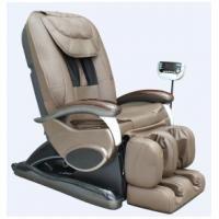 Multifunction Electric Health Care Leather Music Massage Chair With Foot Stretch OEM / ODM