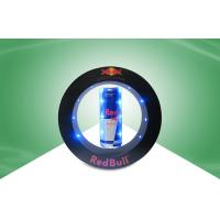 Magnetic Floating Bottle Display Stand for RedBull Drinking Products Manufactures