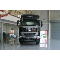SINOTRUK HOWO A7 6X4 Tipper Dump Truck 10 Wheeler Left And Right Drive Manufactures