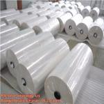 Polyolefin POF Heat Shrink Wrap Film,Pre-perforated film,POF clear heat shrink