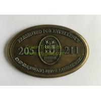 Quality custom K9 challenge coin for sale