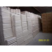 China White Calcium Silicate Pipe Cover Insulation 650ºC For Power Plant for sale