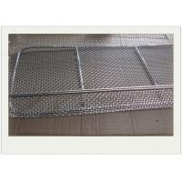 Health And Safaty Metal Wire Basket With Stainless Steel Used For Putting Fruit Manufactures