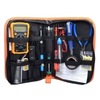 0-480℃ Temperature Adjustable K018 60W Soldering Iron Kit For Welding Green Manufactures
