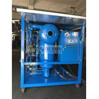Weather Proof Type High Efficiency Vacuum Electric Insulating Oil Purifier Machine for Power Plant Maintenance Manufactures