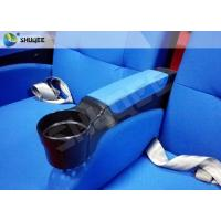 80 Seats Big 4D Theater Moving Seats Movie Theater 7.1 Audio System Manufactures