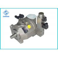High Power Hydraulic Piston Pump A10V Excellent Suction Performance Peak Pressure 350Bar Manufactures