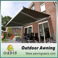 L98 water channel retractable awning Manufactures