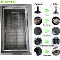 Self Service Car Wash Equipoment Ultrasonic Washer Machine Used In Mechanical