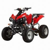 ATV Quad Bike with 250cc Water Cooled Engine, for Sports/Off-road Use