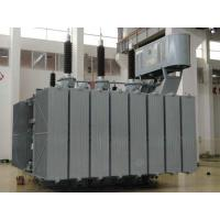 Industrial High Voltage Three Winding Transformer 110kV / 10MVA , Three Phase Manufactures