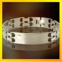 China new design fahsion stainless steel jewelry ,bracelet for men on sale