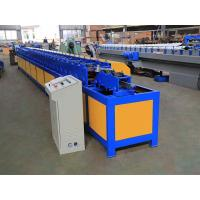 Automated Rolling Shutter Door T Profile Roll Forming Machine CE / ISO Certificate Manufactures